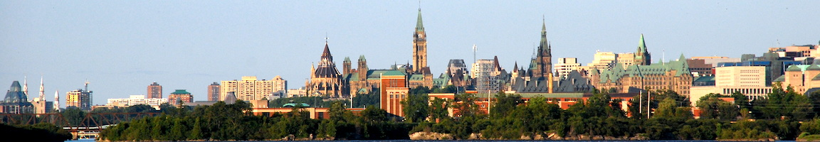 Panorama of Ottawa