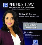 Profile photo for Perera Law
